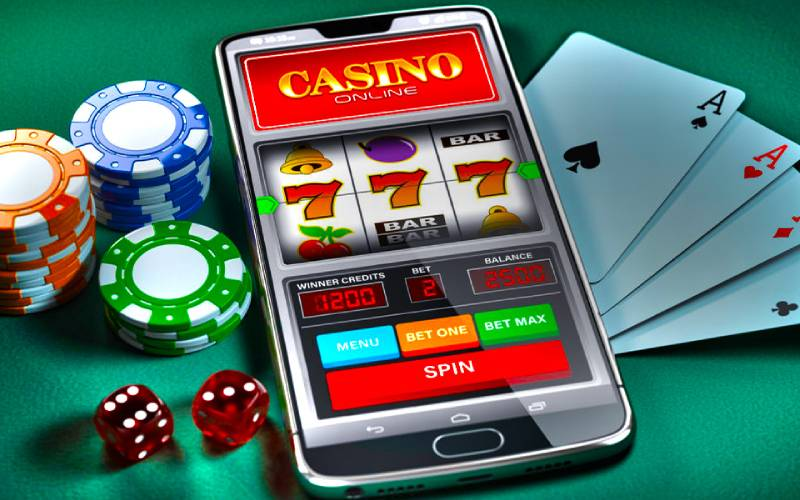 You can win online casino gambling site every day