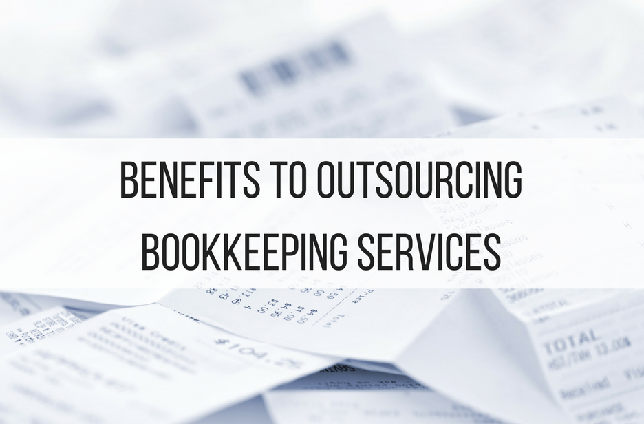 Outsourced Bookkeeping Can Help Your Small Business