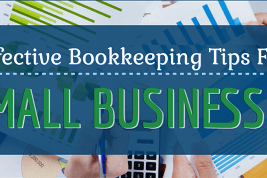 5 Smart Bookkeeping Tips for Easier Small Business Bookkeeping