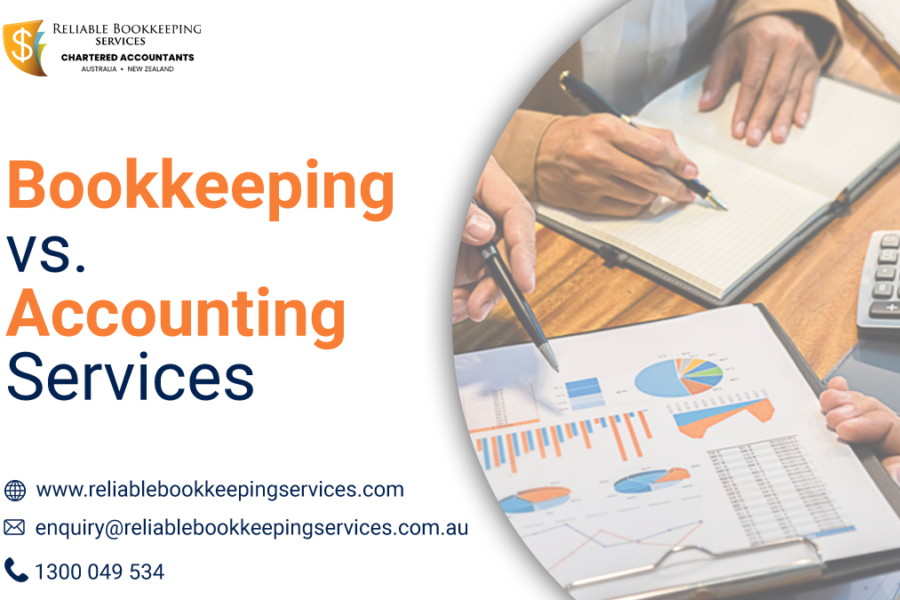 Bookkeeping vs. Accounting: What's the Difference and Similarity
