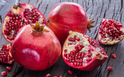 Pomegranate: 10 Benefits and Properties and  of this Healthy Fruit