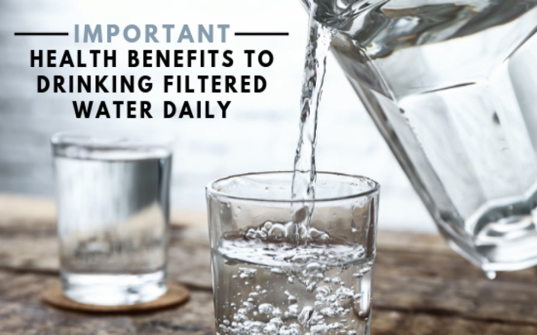 Health Benefits to Drinking Water