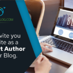 We invite you to write as a guest Author on our blog.
