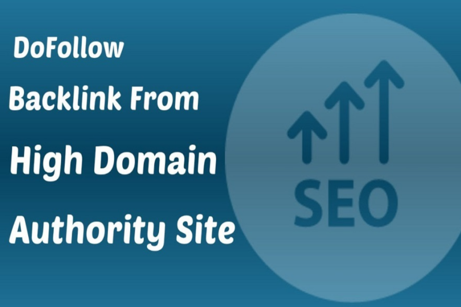 Website Promotion with Strong DA PA Backlinks