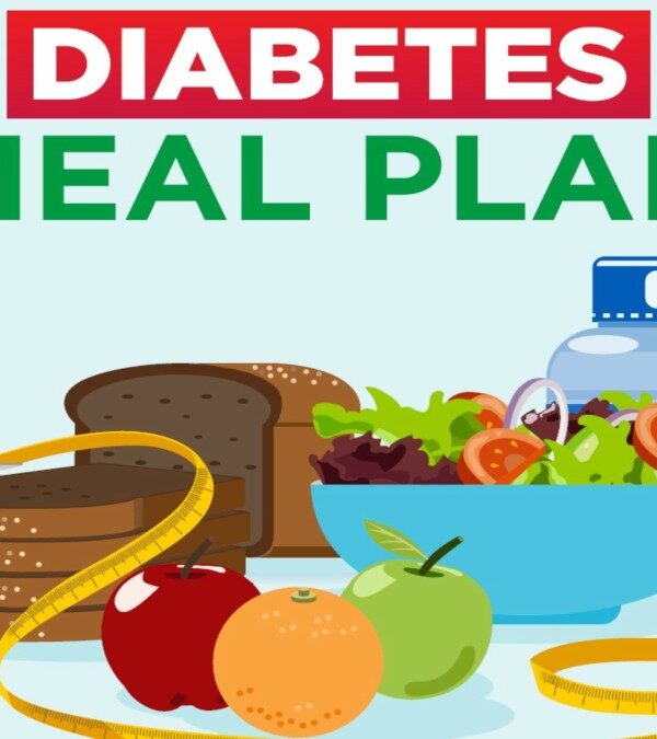 Full Diet Plan for Diabetes – Eat well with Diabetes