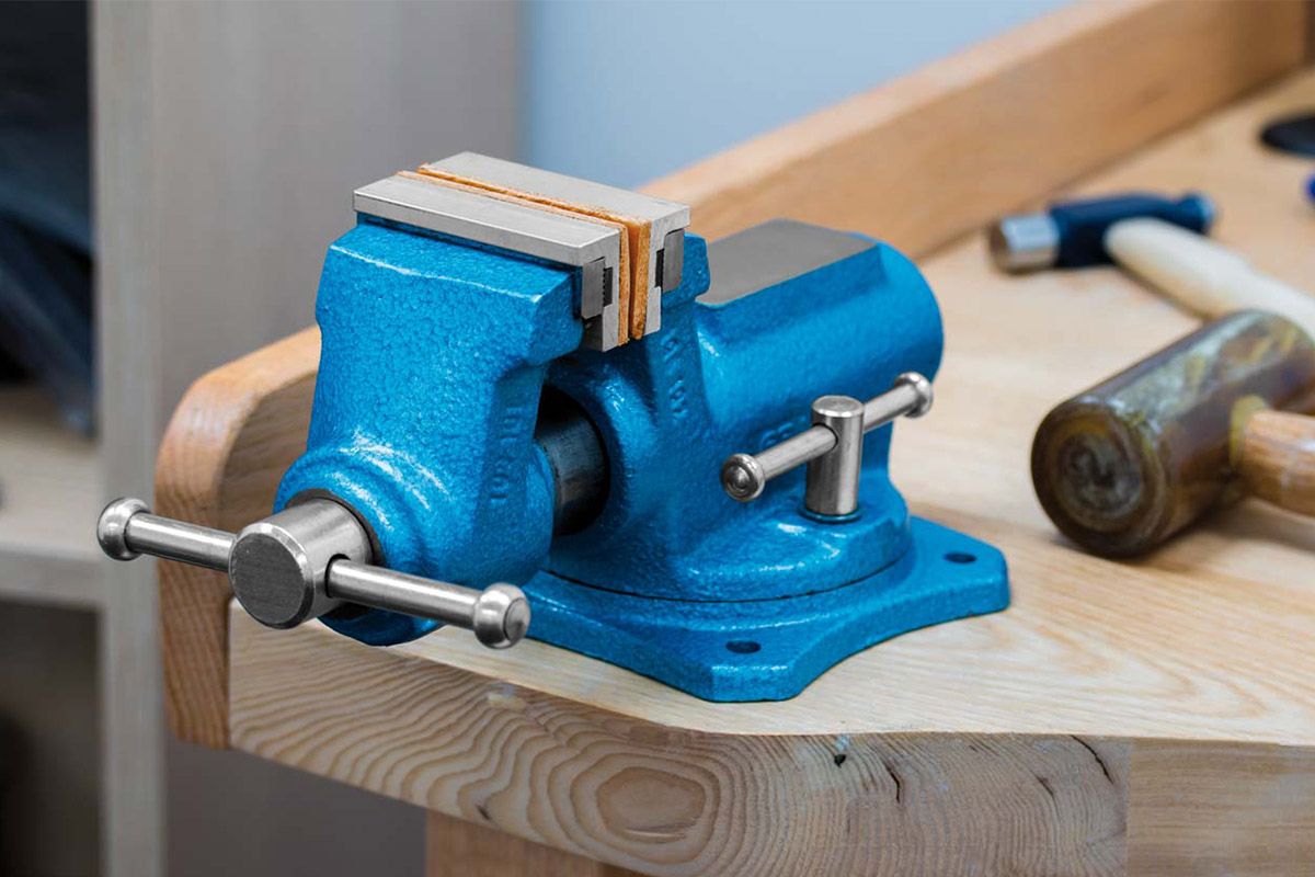Bench Vice – How to use a bench vice correctly with their application