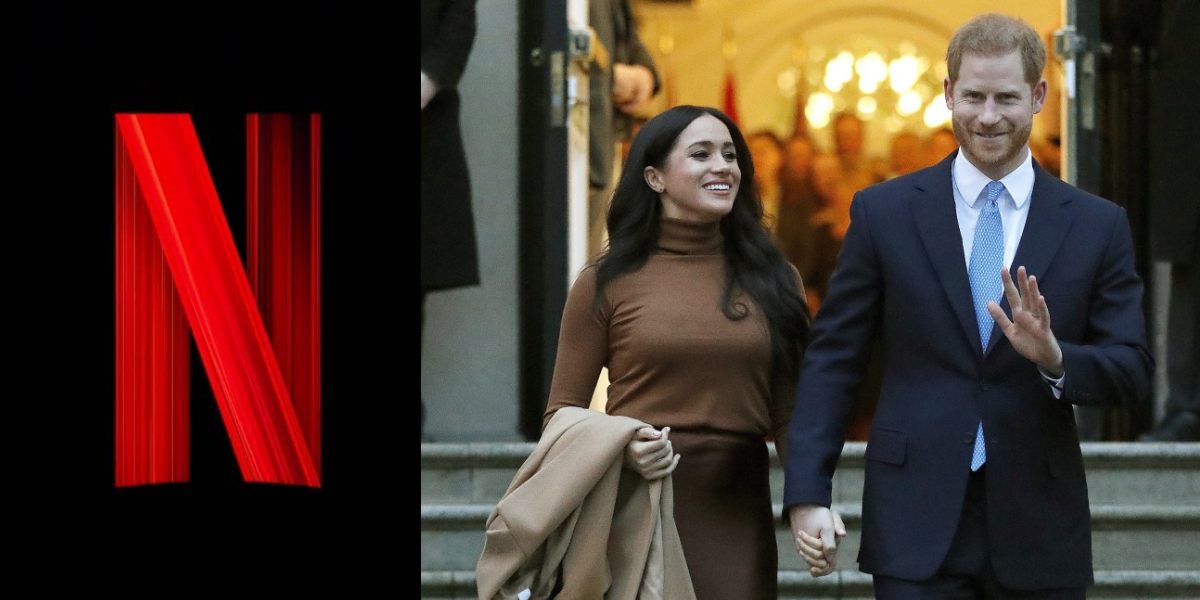 Meghan Markle and Prince Harry Announce First Netflix Series and Harry Will Appear on Camera!