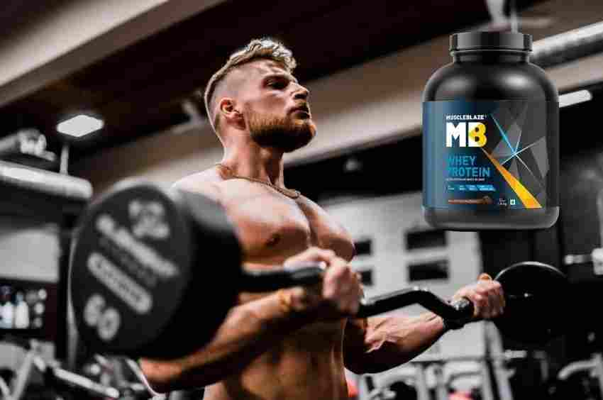 Muscleblaze Whey Protein: How to Use and Benefits