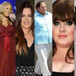 Weight Loss Transformation of Hollywood Celebrities