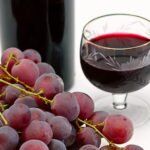 Grape Wine and the Process for Making Grape Wine